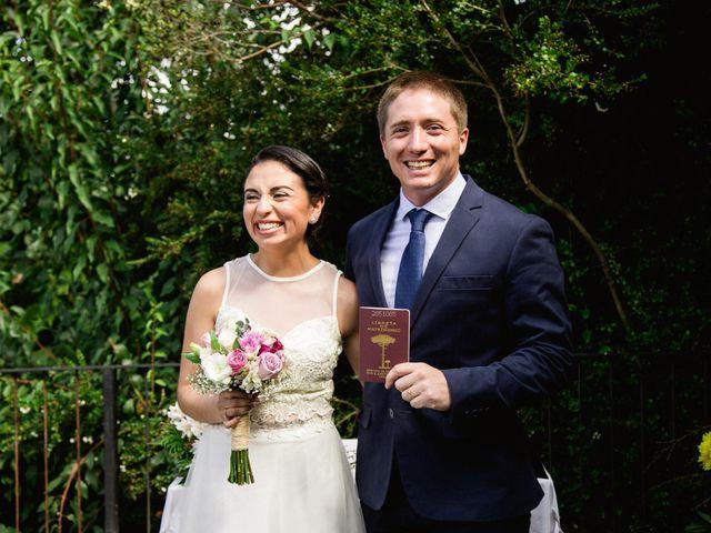 El matrimonio de Marisela y Felipe