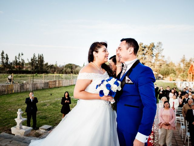 El matrimonio de Elisabeth y Juan