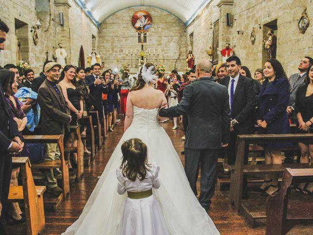 El matrimonio de Boris y Melanie en La Serena, Elqui 30