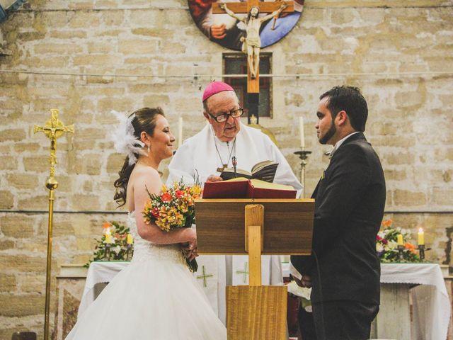 El matrimonio de Boris y Melanie en La Serena, Elqui 38