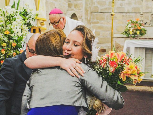 El matrimonio de Boris y Melanie en La Serena, Elqui 53