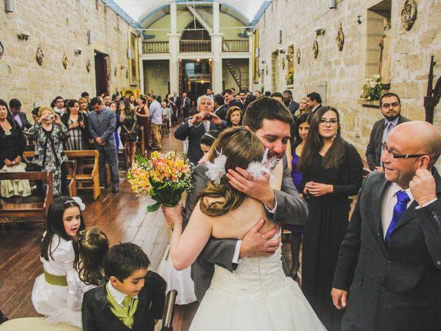 El matrimonio de Boris y Melanie en La Serena, Elqui 52