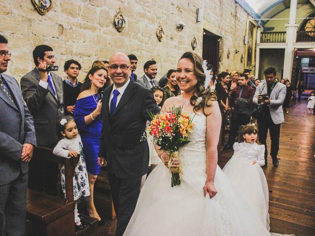El matrimonio de Boris y Melanie en La Serena, Elqui 33