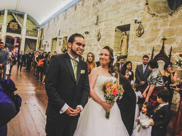 El matrimonio de Boris y Melanie en La Serena, Elqui 36
