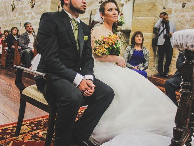 El matrimonio de Boris y Melanie en La Serena, Elqui 39