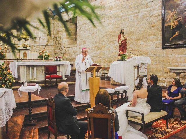 El matrimonio de Boris y Melanie en La Serena, Elqui 41
