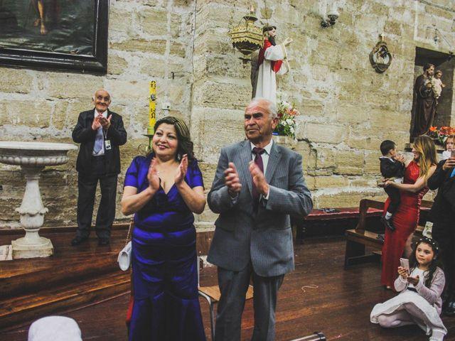 El matrimonio de Boris y Melanie en La Serena, Elqui 44