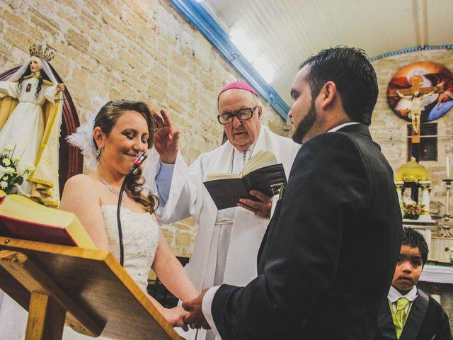 El matrimonio de Boris y Melanie en La Serena, Elqui 49