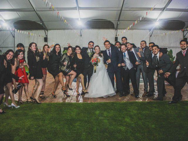 El matrimonio de Boris y Melanie en La Serena, Elqui 61