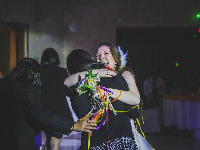 El matrimonio de Boris y Melanie en La Serena, Elqui 92