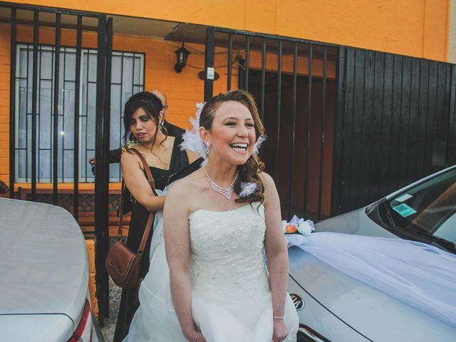 El matrimonio de Boris y Melanie en La Serena, Elqui 14