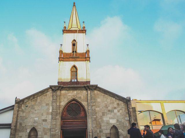 El matrimonio de Boris y Melanie en La Serena, Elqui 16