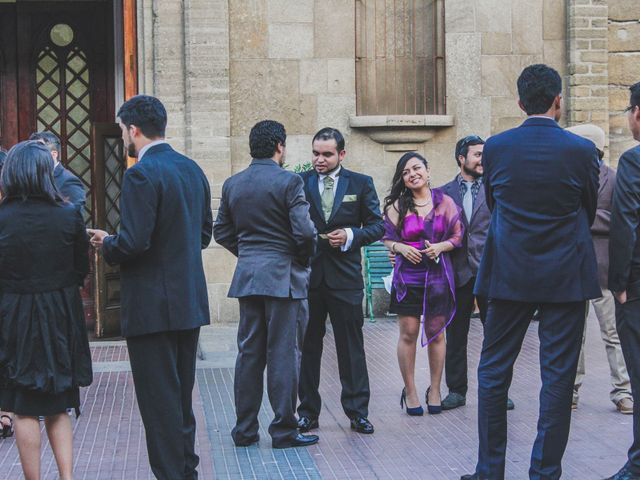 El matrimonio de Boris y Melanie en La Serena, Elqui 18