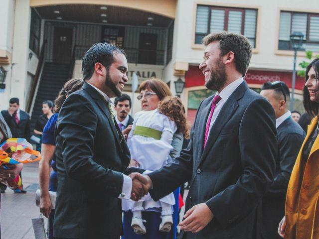 El matrimonio de Boris y Melanie en La Serena, Elqui 21