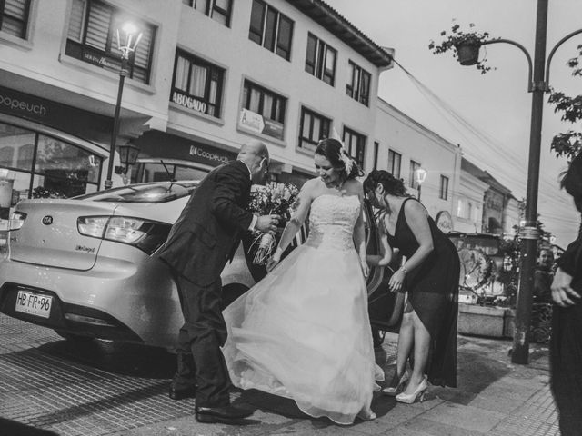 El matrimonio de Boris y Melanie en La Serena, Elqui 23