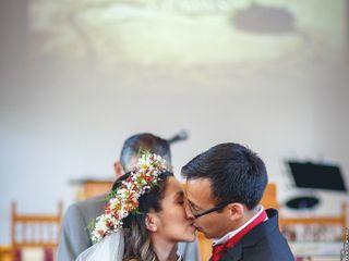 El matrimonio de Gladys y Alejandro 1
