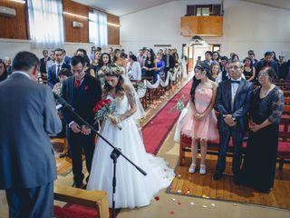 El matrimonio de Gladys y Alejandro 3