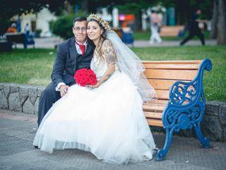 El matrimonio de Gladys y Alejandro