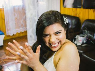 El matrimonio de Camila y Sebastián 2