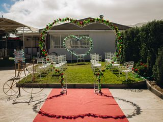 El matrimonio de Luis y Daniela 1