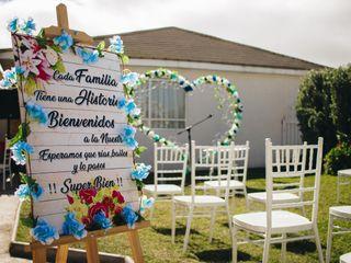 El matrimonio de Luis y Daniela 3
