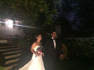 El matrimonio de Eliana y Patrice 1