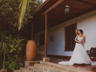 El matrimonio de Eliana y Patrice 3
