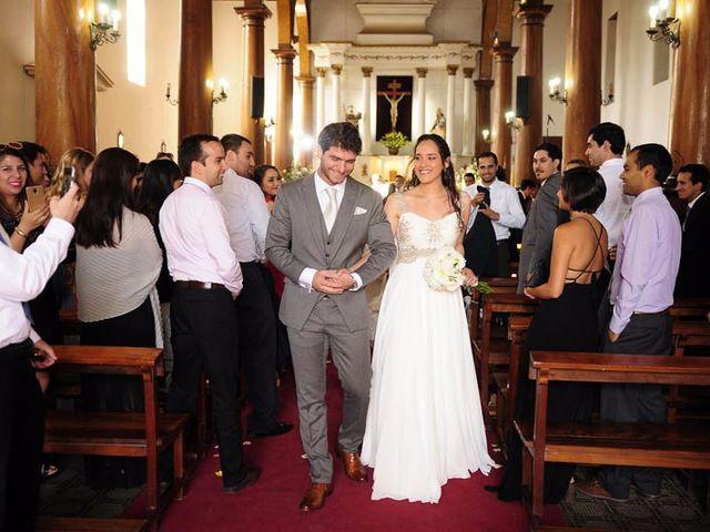 El matrimonio de Tomás y Carla  en Talagante, Talagante 23
