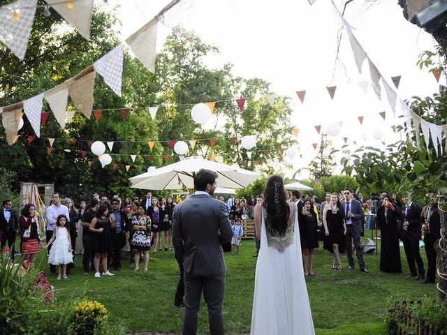 El matrimonio de Tomás y Carla  en Talagante, Talagante 27