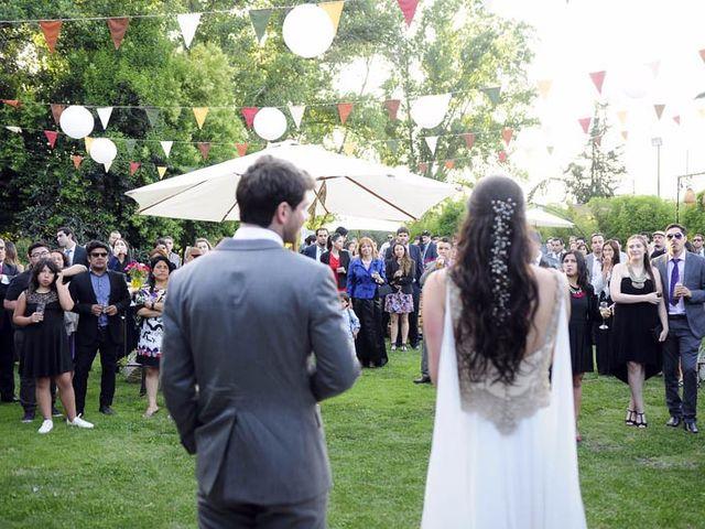 El matrimonio de Tomás y Carla  en Talagante, Talagante 28