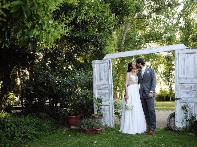 El matrimonio de Tomás y Carla  en Talagante, Talagante 36