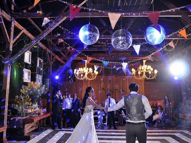 El matrimonio de Tomás y Carla  en Talagante, Talagante 45