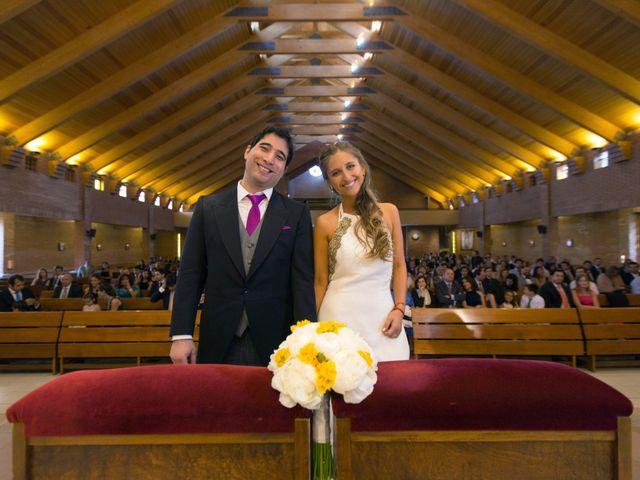 El matrimonio de Trinidad y Francisco