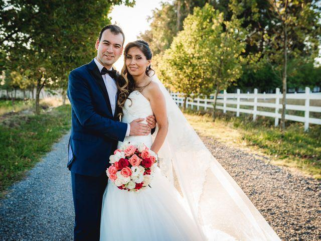 El matrimonio de Karis y Cesar