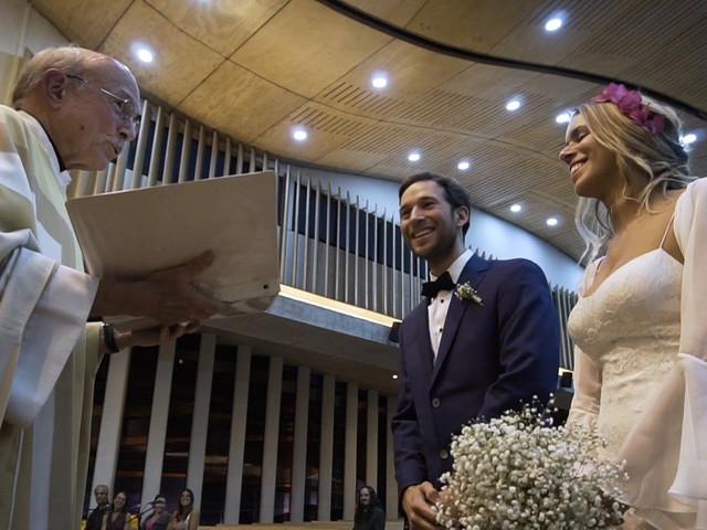 El matrimonio de Emiliano y Valentina en Lo Barnechea, Santiago 1