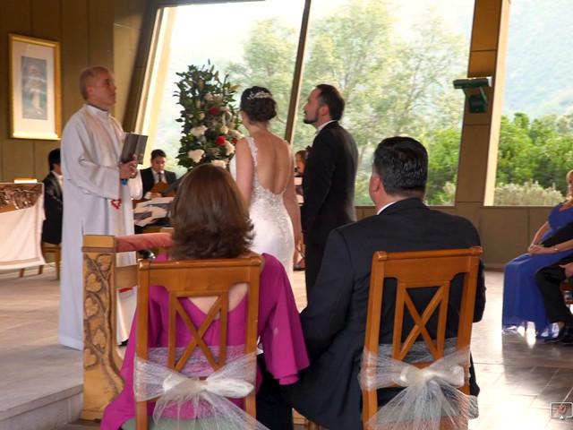 El matrimonio de Natalia y Cristobal en Casablanca, Valparaíso 1