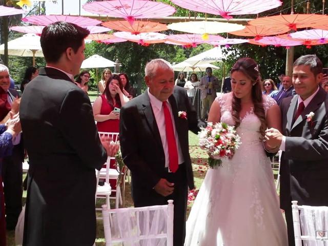 El matrimonio de Sebastian y Javiera en Calera de Tango, Maipo 1