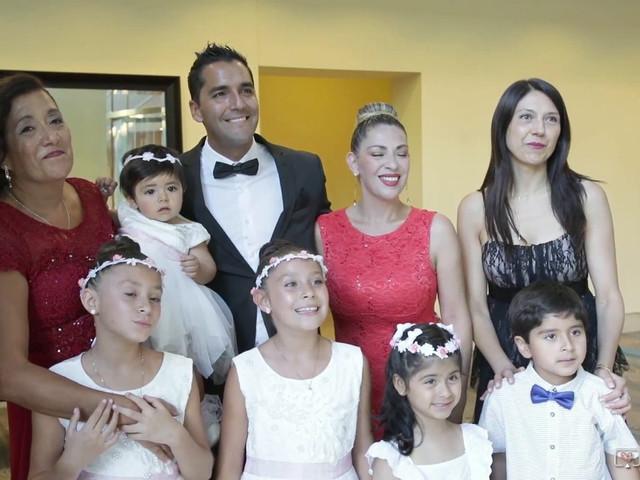 El matrimonio de Rene y Macarena en Las Condes, Santiago 1