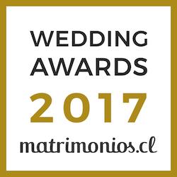 Ganador Wedding Awards 2017