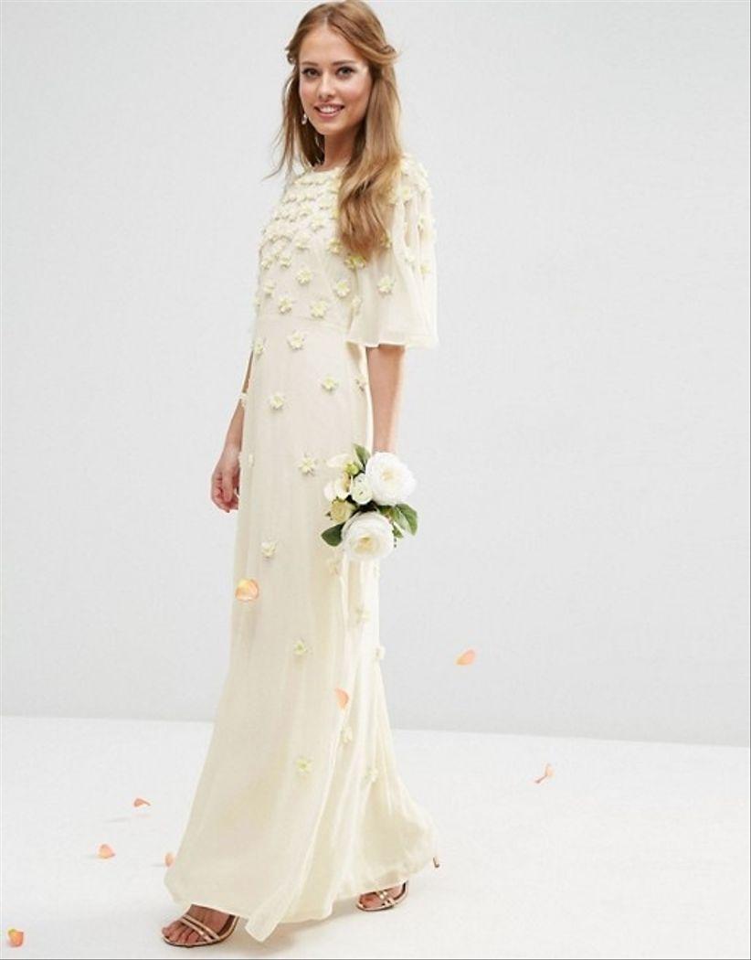 Vestidos de novia hippies baratos madrid