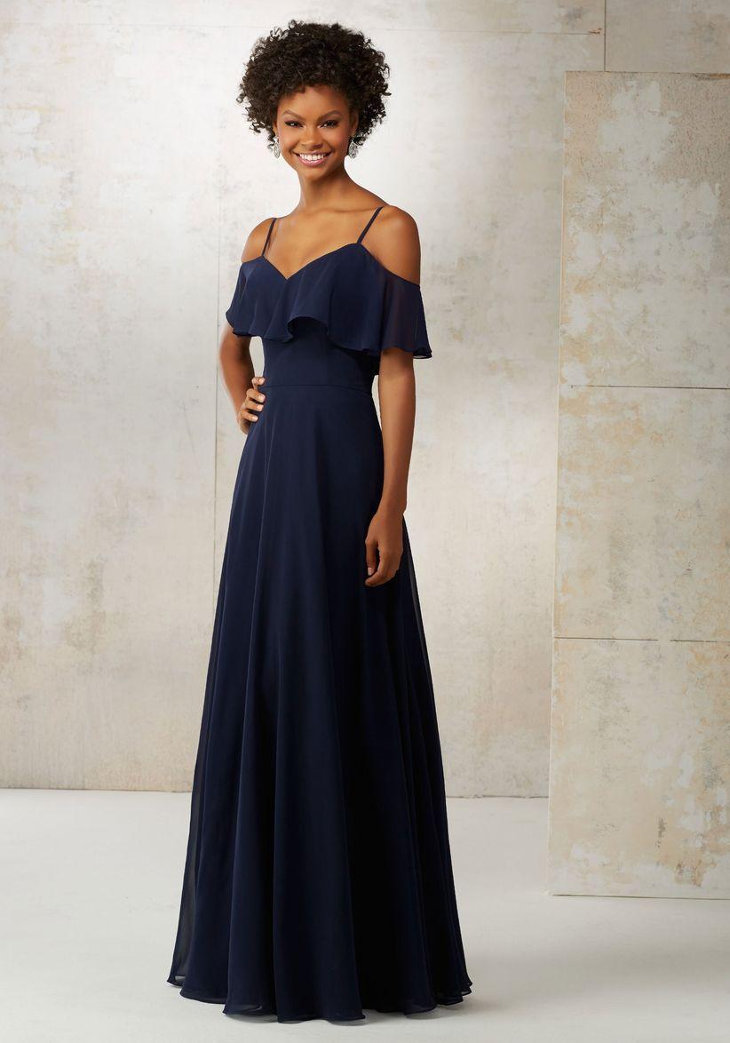 68ffa101c 45 vestidos de fiesta azules para toda ocasión