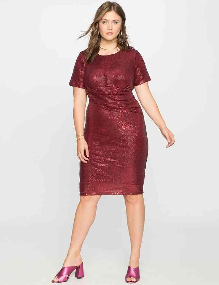 bajo precio personalizadas Precio reducido 30 vestidos de fiesta para gorditas: cortes y estilos para ...