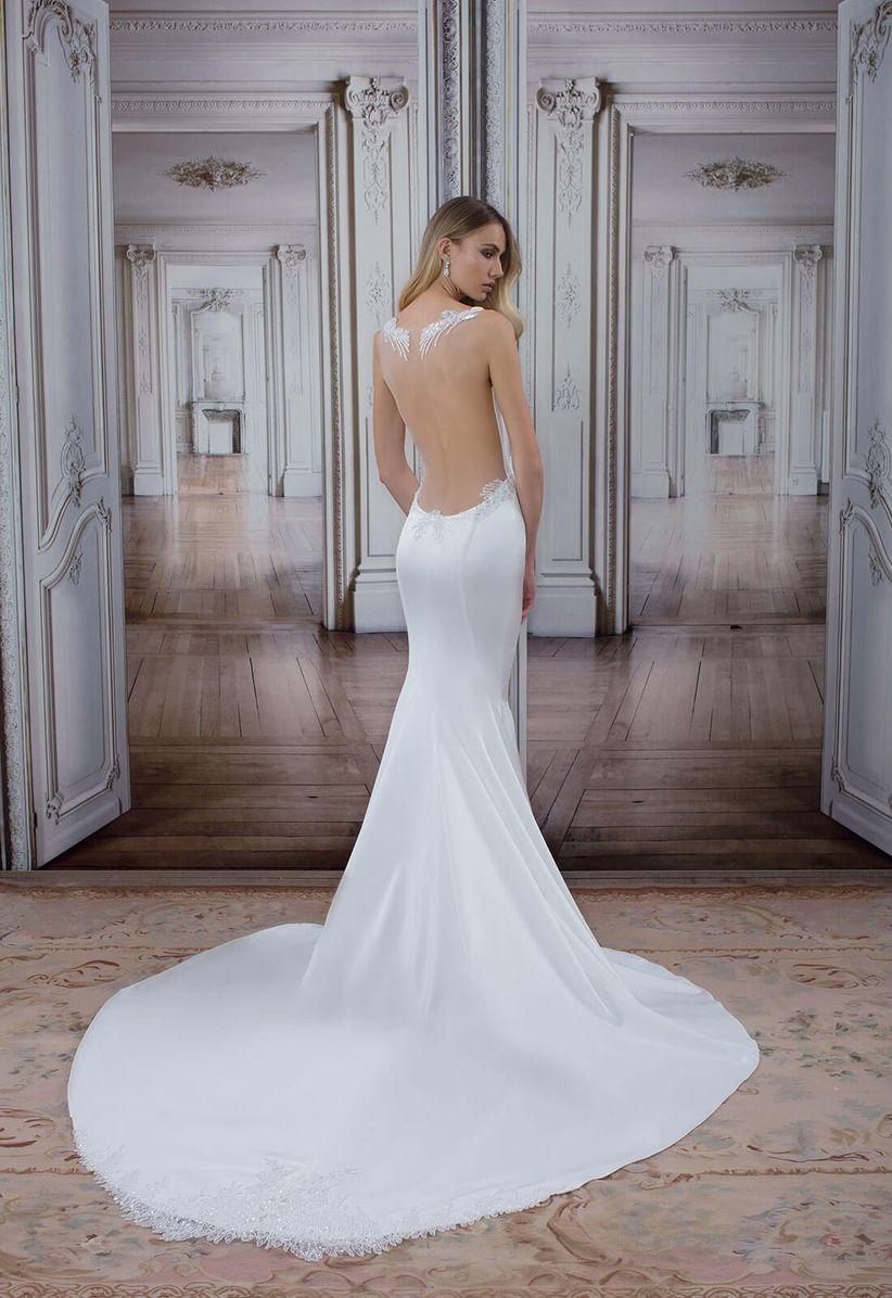 2b612ed7d 50 vestidos de novia con colas increíbles