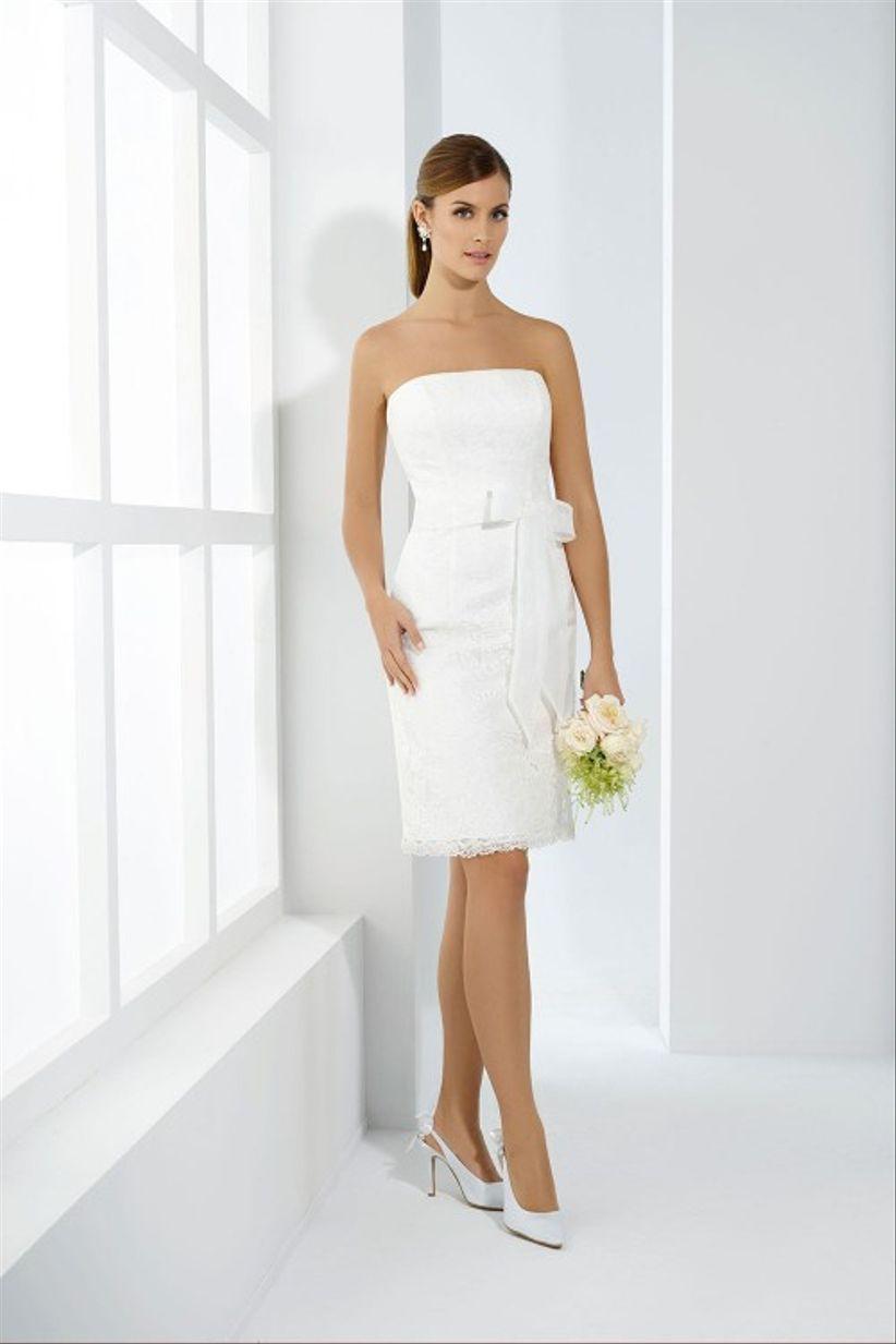 Vestidos novia para matrimonio civil