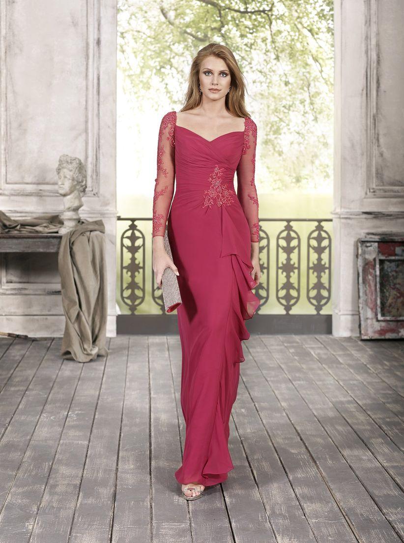 bf5ed3748 95 vestidos de fiesta para señoras: tips para acertar con el look