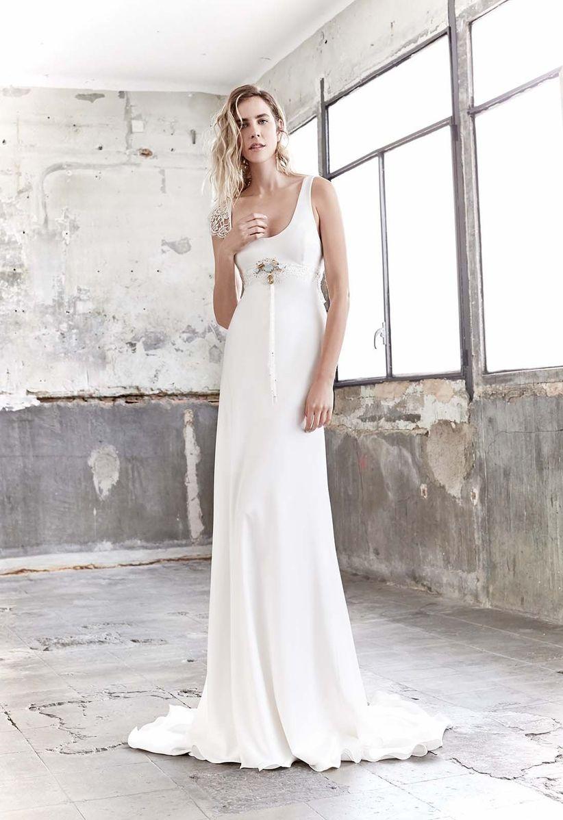aa0f2cebd 50 vestidos de novia para ceremonias en la playa