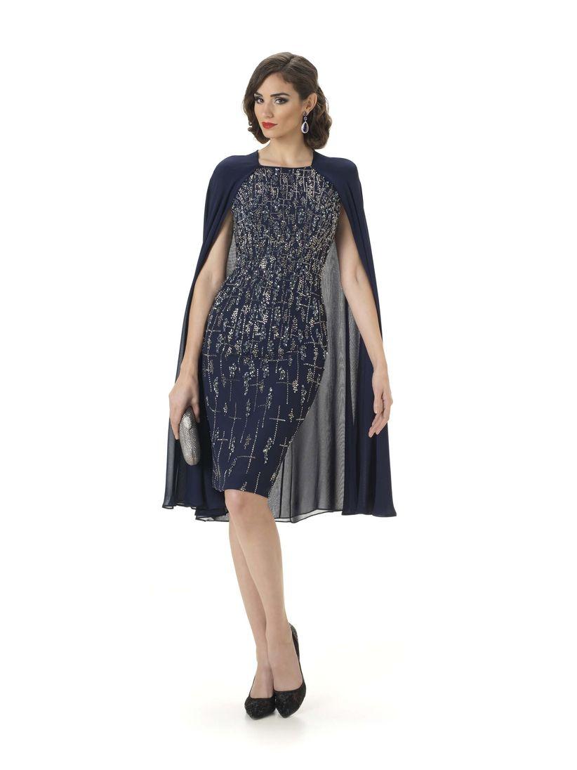93201f0bf 45 vestidos de fiesta azules para toda ocasión