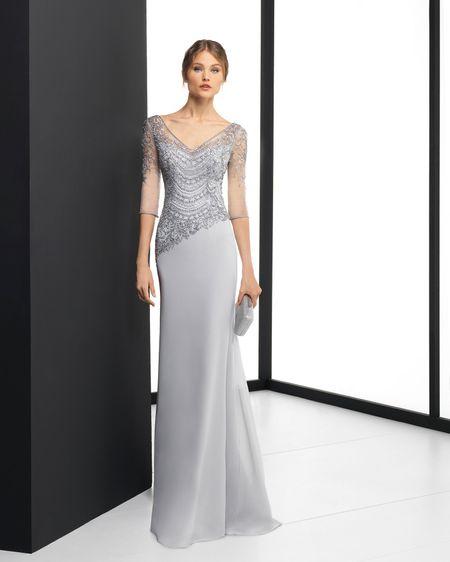 venta de bajo precio información para outlet(mk) 90 vestidos de fiesta Rosa Clará 2018: ¡Elegancia pura!