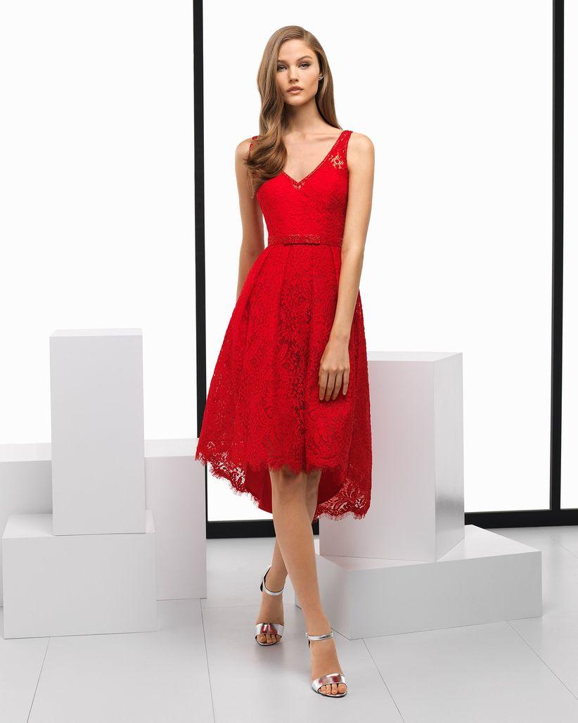 969537f43 90 vestidos de fiesta Rosa Clará 2018  ¡Elegancia pura!