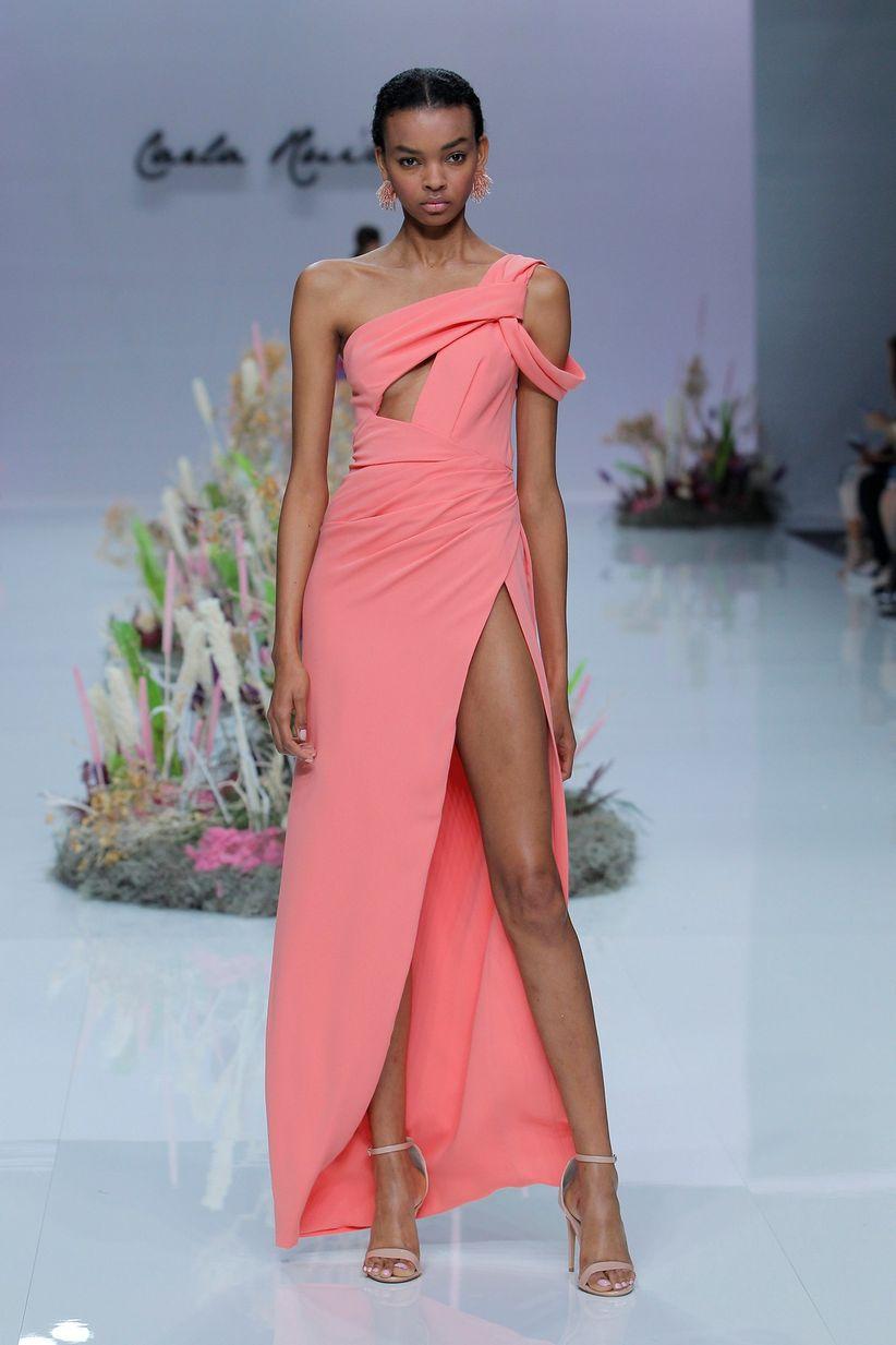 Vestidos de fiesta 2019 de Carla Ruiz en la Barcelona Bridal Fashion ...